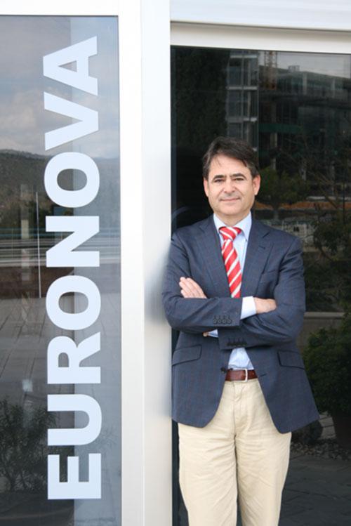 director general BIC Euronova, Alvaro Simon de Blas