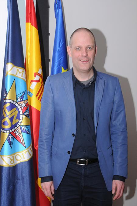 Representation of European Association of Distance Teaching Universities team Kick-Off Madrid