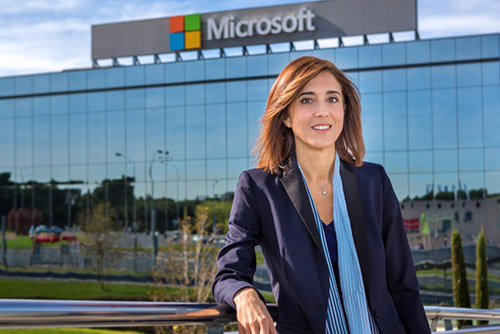 Pilar López Álvarez, President of Microsoft Spain